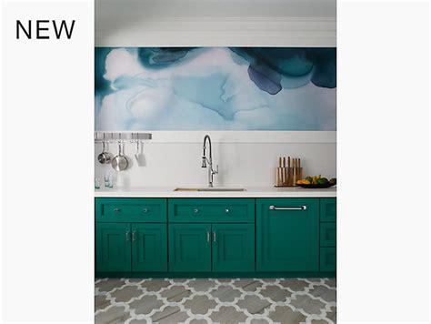 kohler professional kitchen sink k 77515 tournant 174 semi professional kitchen sink faucet