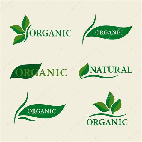 imagenes logos verdes se 241 ales de plantilla de dise 241 o logotipo ecol 243 gico natural
