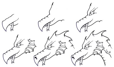 how to draw a drawing dragons for step by step book 1 draw dragons for beginners books easy draw animals