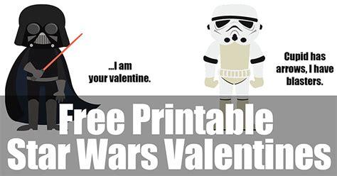 printable star wars valentines cards printable star wars valentines eat drink and save money