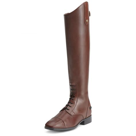 field boots ariat challenge contour square toe field boot