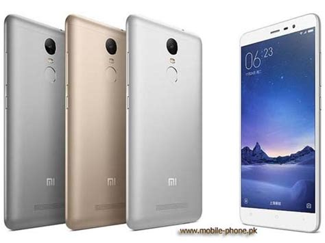 phone 3 from mobile xiaomi redmi note 3 mobile pictures mobile phone pk