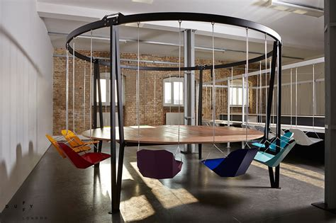 swing table swing tables no more bored meetings moco loco