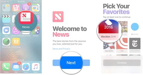 new app news app the ultimate guide imore