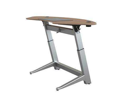 Safco Standing Desk by Safco Sphere Standing Desk By Focal Upright Let 1000