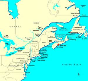 halifax canada map halifax ns canada discount cruises last minute