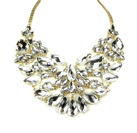 amazon necklace amazon com fashion great gatsby 1920 s inspired art deco