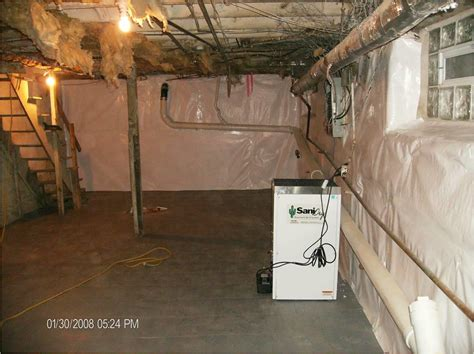 basement waterproofing contractors in trenton levittown