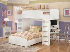 bunk bed room ideas ideas for little girl rooms bunk bed design stroovi