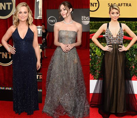 Sag Award Trends Whites by Top Trends From The Sag Awards Carpet 29secrets