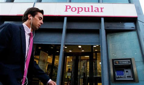 banco popular investor santander buys spain s disaster lender banco popular for