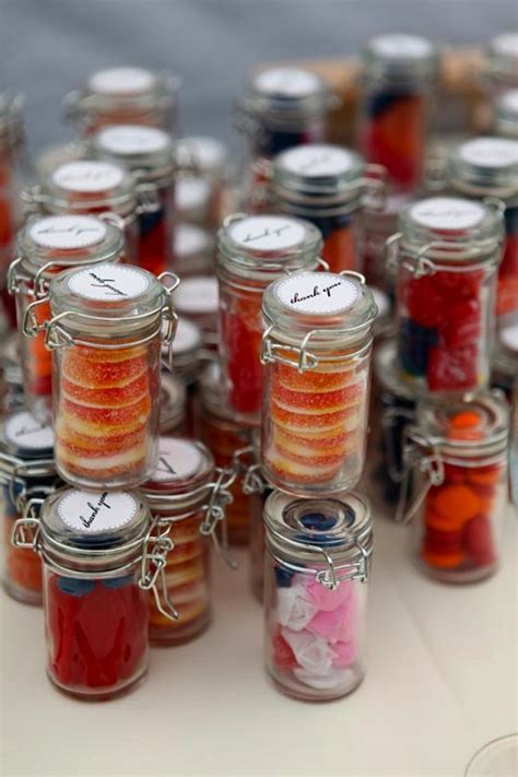 10 of My Favorite Edible Wedding Favors   Visions by