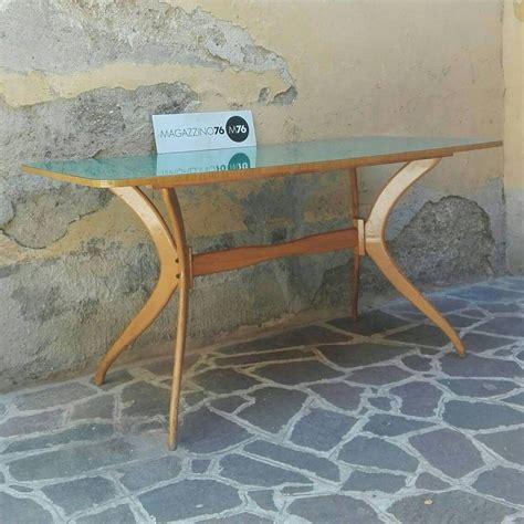 tavolo in faggio un tavolo anni 50 in faggio curvato con piano in formica