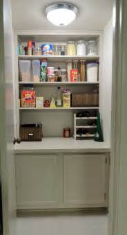 simply white pantry cabinet ideas with small space design
