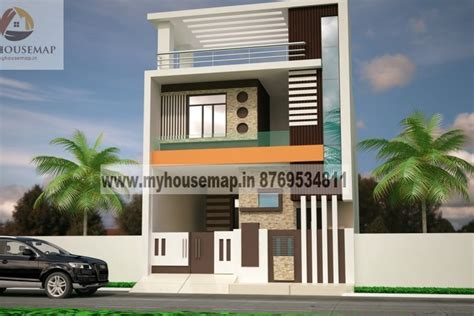 design my house front elevation design house map building design