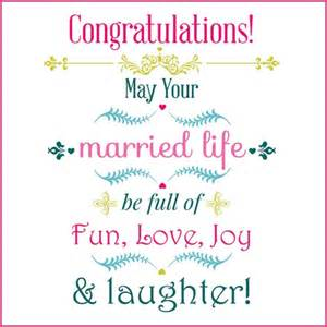 congratulations wedding card congratulations may your married be of