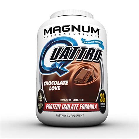 Magnum Whey Protein Whey Protein Isolate Magnum Quattro Isolate Protein Powder