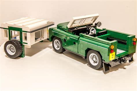 lego land rover lego land rover concept the awesomer