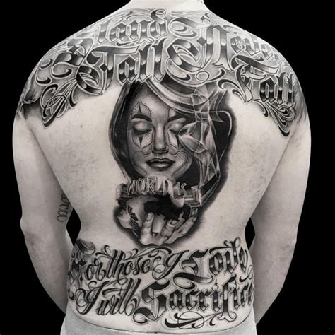 50 best gangster tattoos designs meanings 2019