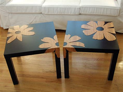 different ways to paint a table 11 stylish ways to hack the ikea lack table porch advice