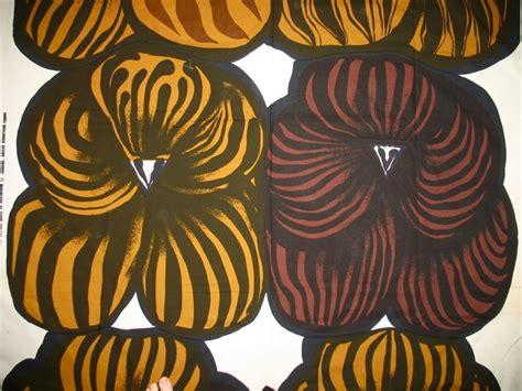 marimekko pattern history 1968 marimekko orvokki fabric by anneli qweflander