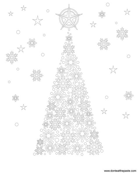 winter pattern png free coloring pages of snowflake border