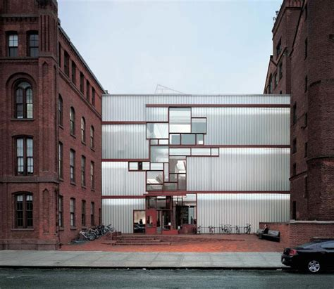 Design Center Gallery Pratt | amassing design pratt institute higgins hall center