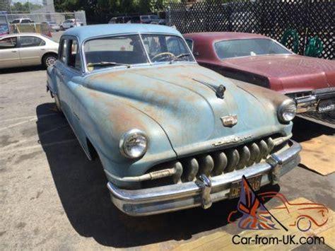 1951 dodge desoto 1951 desoto custom dodge chrysler vintage cruiser