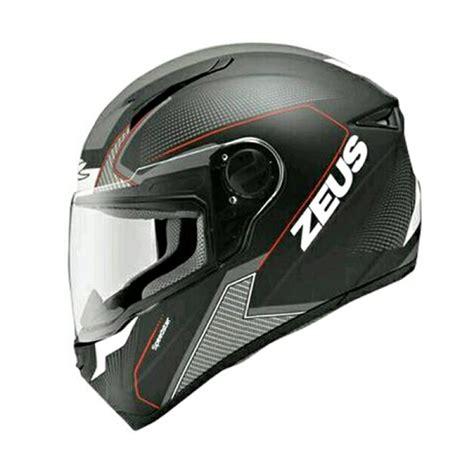 Helm Zeus 816c Matt Black jual zeus zs 811 al6 helm matt black