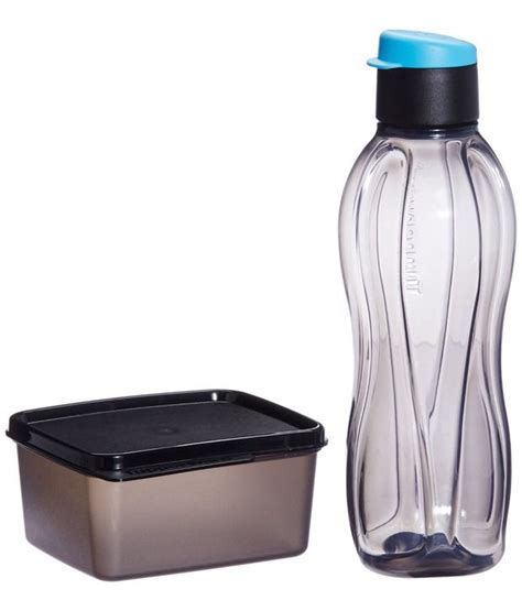 Extreem Tupperware by Tupperware Lunch Box Set With 750ml Bottle Buy