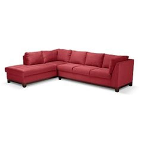 red leather sectional value city sibley mink leather 3 piece sectional furniture com