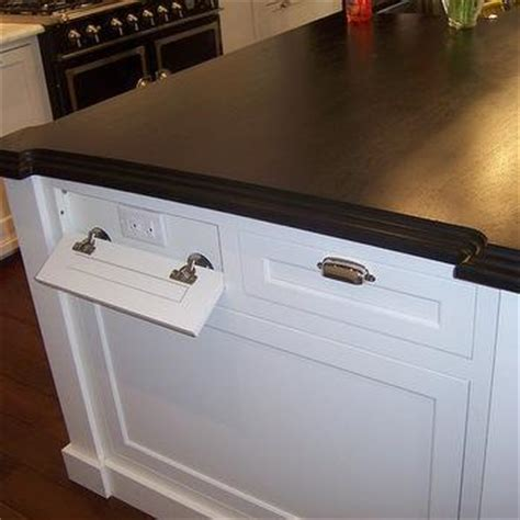 kitchen island outlet ideas cabinet power outlets design ideas