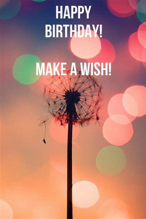 Happy Birthday Make A Wish Happy Birthday And Make A Wish Pictures Photos And