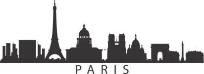 Wall Stickers Family Quotes printwallart paris skyline
