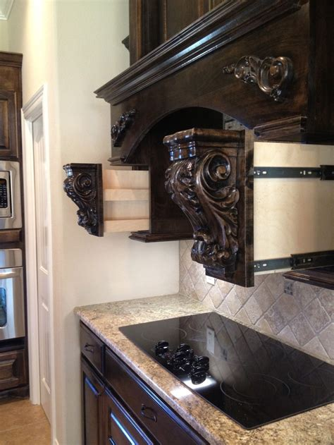 Stove Spice Rack by Spice Rack Above Stove In New Home Home Ideas