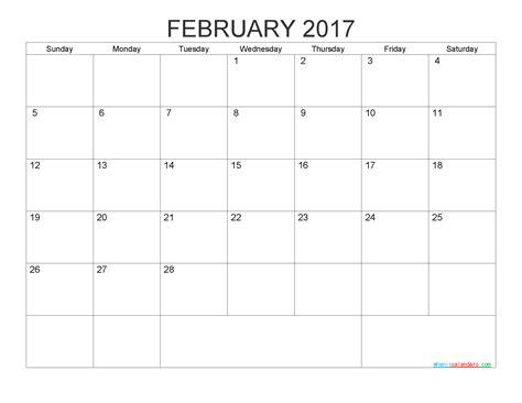printable calendar 2017 monthly free free printable calendar 2017 monthly calendar by pdf