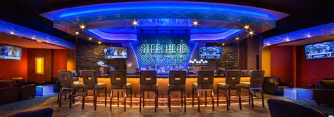 restaurant lounge layout steelhead lounge bar design remodel