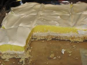 the snyder family cookbook lemon layer dessert