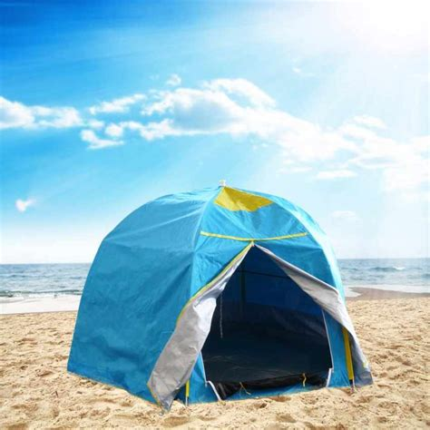 tenda spiaggia tenda parasole da spiaggia ceggio 2 posti con