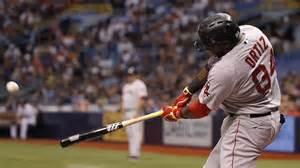 David Ortiz Home Runs by Boston Sox At Ta Bay Rays Series Preview