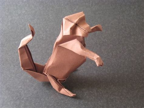 How To Make Origami Monkey - origami monkey