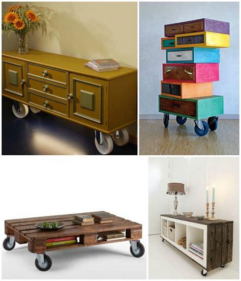 Industrial Style Home Decor by Ruote Per Mobili Di Pallet 5 Tipologie Di Ruote D Arredo