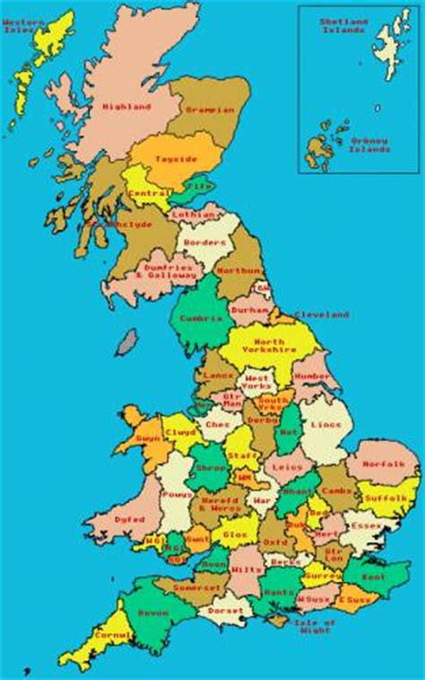 map uk counties free map of uk counties holidaymapq