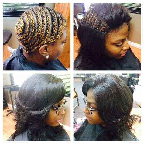 full sew hairstyles sew in bob closure hairstylegalleries com