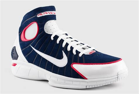 Sepatu Basket Nike Air Zoom Huarache 2k4 Nike Air Zoom Huarache