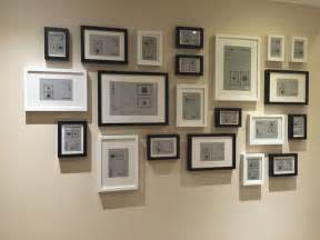 picture wall template ikea 17 best ideas about frame layout on wall frame