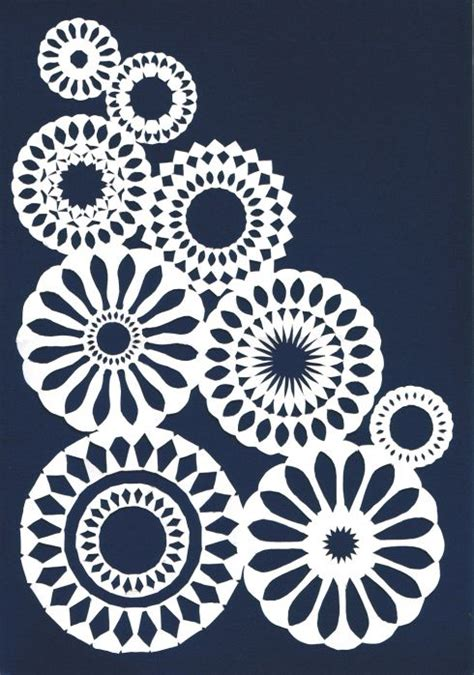 Paper Cutting Craft Patterns - 22 best trivets images on paper crafts paper