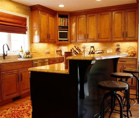 kitchen island with raised bar kitchen island with raised bar traditional island style pale yellow kitchen cherry fir
