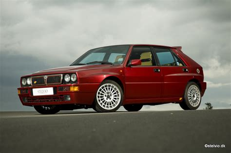 Lancia Hf Delta Integrale Lancia Delta Hf Integrale Evo Ii 1995 Stelvio