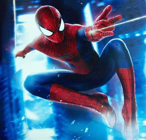 amazing spider man swinging the amazing spider man 2 acting talent saves a web too